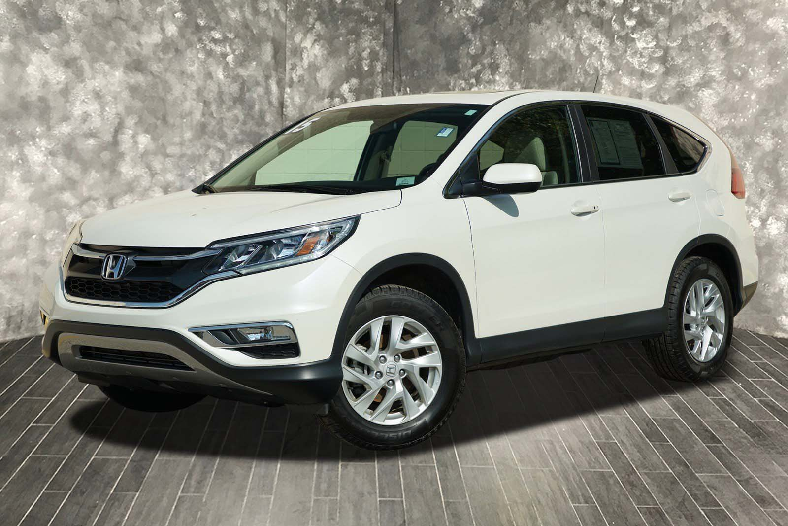 Pre Owned 2015 Honda Cr V Ex Sport Utility In Michigan City Li372a